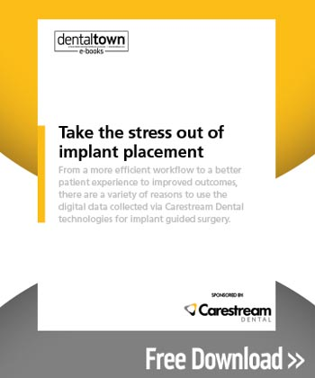 Take The Stress Out of Implant Placement