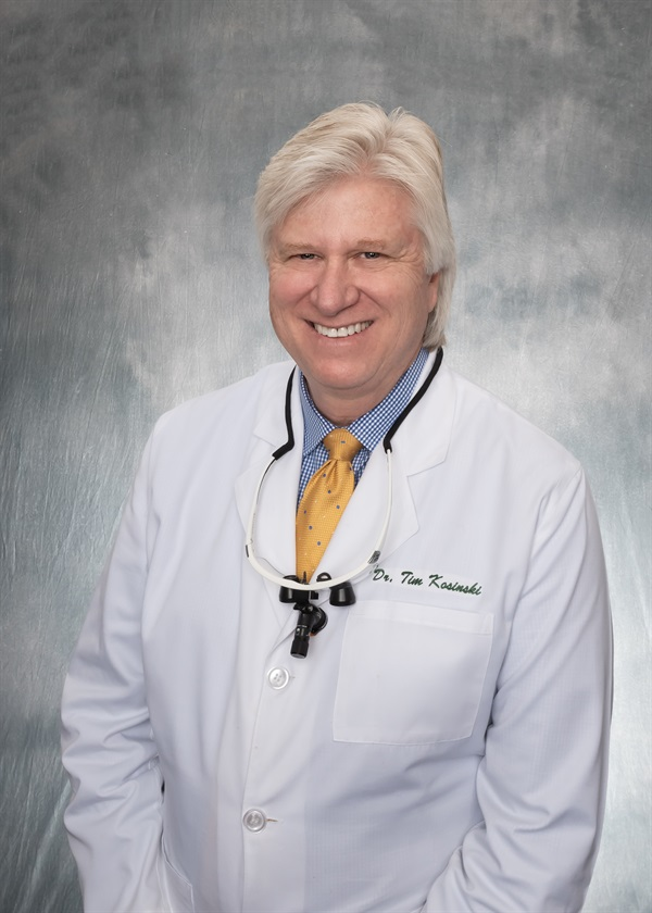 Dr. Tim Kosinski Anterior Implants: Emergence Profile is Important in the Esthetic Zone