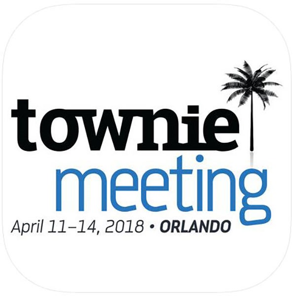 Various Townie Meeting 2018 Lecture Series