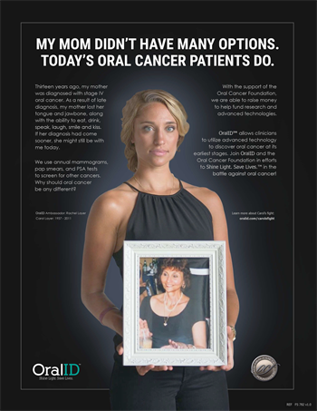 Forward Science and Oral Cancer Foundation Partner to Spread Oral Cancer Awareness